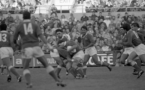 Leinster Province「Ireland Vs Western Samoa 1988」:写真・画像(10)[壁紙.com]