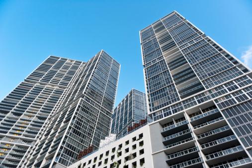 Boulevard「Buildings in Brickell Avenue」:スマホ壁紙(3)