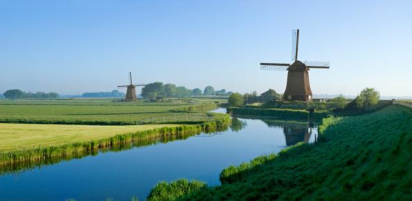 Polder「Dutch Panorama」:スマホ壁紙(9)