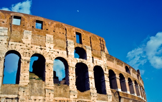 Gladiator「he Colosseum, Rome, Italy, completed in 80 AD」:スマホ壁紙(18)