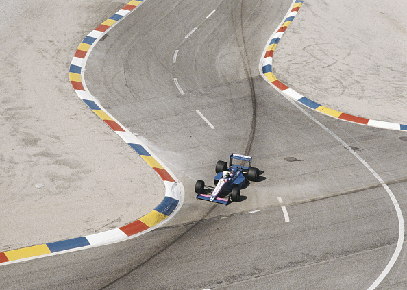 High Angle View「Grand Prix of France」:写真・画像(16)[壁紙.com]