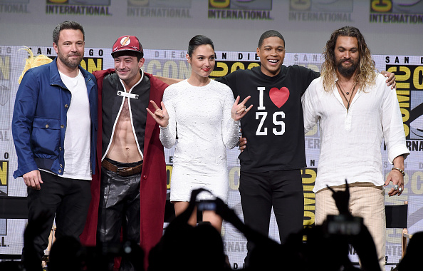 コミコン「Comic-Con International 2017 - Warner Bros. Pictures Presentation」:写真・画像(6)[壁紙.com]