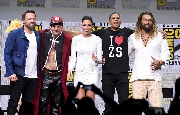 Comic con「Comic-Con International 2017 - Warner Bros. Pictures Presentation」:写真・画像(9)[壁紙.com]