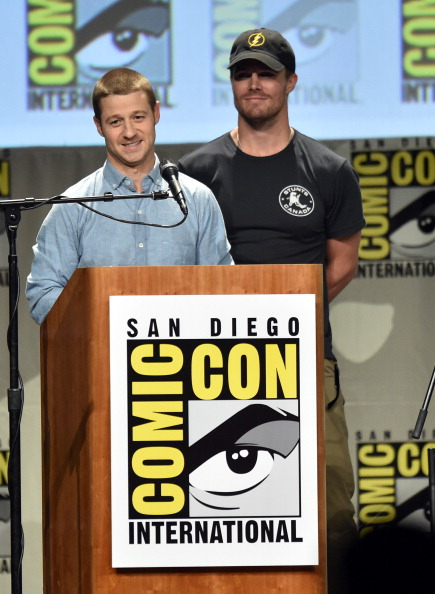 Arts Culture and Entertainment「Warner Bros. Television & DC Entertainment World Premiere Presentation - Comic-Con International 2014」:写真・画像(10)[壁紙.com]