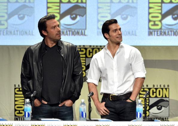 Comic con「Warner Bros. Pictures Panel And Presentation - Comic-Con International 2014」:写真・画像(8)[壁紙.com]