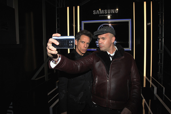 Alternative Pose「Samsung Celebrates The Premiere Of Zoolander 2」:写真・画像(4)[壁紙.com]