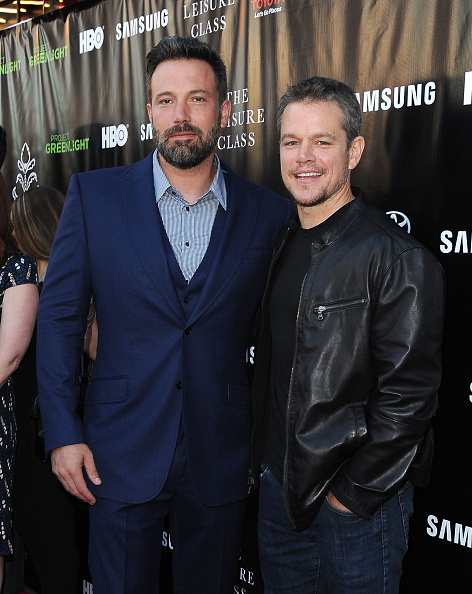 マット・デイモン「Matt Damon, Ben Affleck, Adaptive Studios And HBO Present The Project Greenlight Season 4 Winning Film 'The Leisure Class'」:写真・画像(18)[壁紙.com]