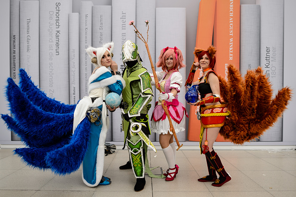Cosplay「Leipzig Book Fair 2016」:写真・画像(15)[壁紙.com]