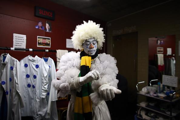雪だるま「Behind The Scenes At Jack And The Beanstalk Pantomime」:写真・画像(13)[壁紙.com]