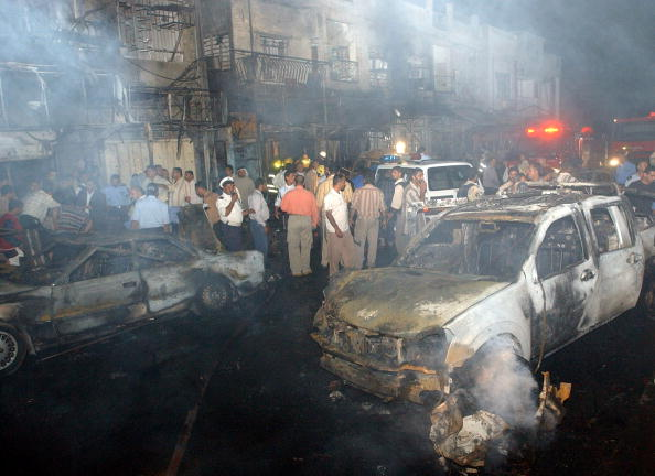 Car Bomb「Car Bomb Kills At Least 20」:写真・画像(0)[壁紙.com]