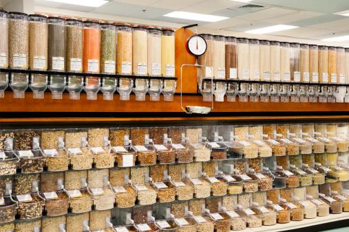 Rice - Food Staple「All Natural Bulk Food Dispensers」:スマホ壁紙(9)