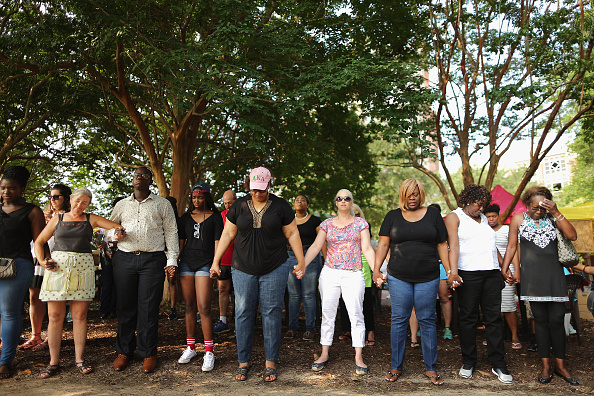Charleston - South Carolina「Charleston In Mourning After 9 Killed In Church Massacre」:写真・画像(1)[壁紙.com]