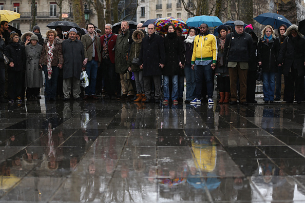 Togetherness「Global Reaction To The Terrorist Attack On French Newspaper Charlie Hebdo」:写真・画像(13)[壁紙.com]