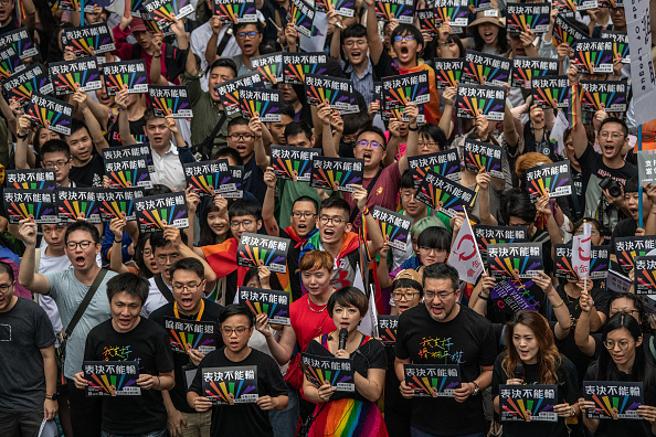 Homosexual「Taiwan Becomes Asia's First Nation To Legalise Same-Sex Marriage」:写真・画像(14)[壁紙.com]