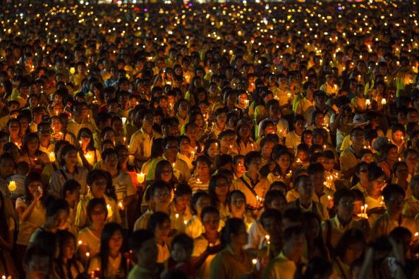 Celebration「King Of Thailand Celebrates 85th Birthday」:写真・画像(14)[壁紙.com]