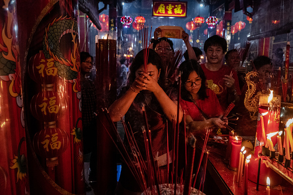 Chinese Culture「Indonesians Mark The Lunar New Year」:写真・画像(6)[壁紙.com]