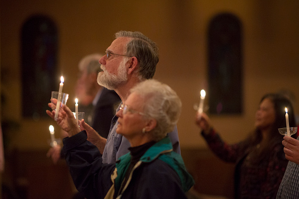 Religious Mass「Mass Shooting In San Bernardino Leaves At Least 12 Dead, 30 Wounded」:写真・画像(18)[壁紙.com]