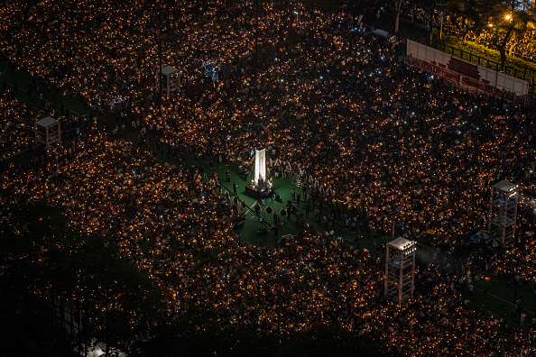 Image「Hong Kong Marks 30 Years Since The Tiananmen Massacre」:写真・画像(19)[壁紙.com]
