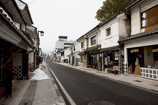February「Urban street」:スマホ壁紙(14)