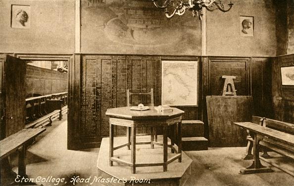 Dining Room「Eton College」:写真・画像(0)[壁紙.com]