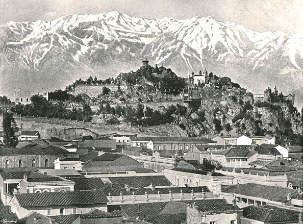 Volcanic Landscape「The Hill Of Santa Lucia With The Andes In The Background」:写真・画像(15)[壁紙.com]