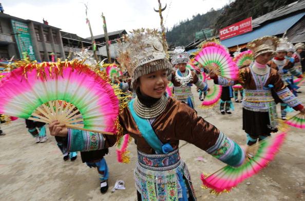 Miao Minority「China's Spring Festival」:写真・画像(3)[壁紙.com]