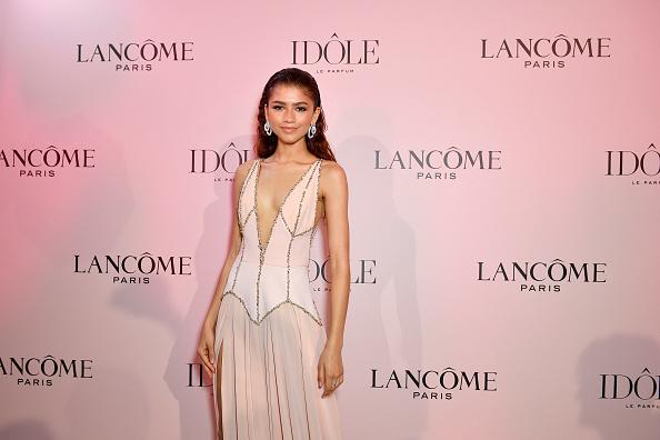 Zendaya Coleman「Lancôme Announces Zendaya As Face Of New Idôle Fragrance」:写真・画像(3)[壁紙.com]