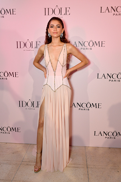 Zendaya Coleman「Lancôme Announces Zendaya As Face Of New Idôle Fragrance」:写真・画像(8)[壁紙.com]