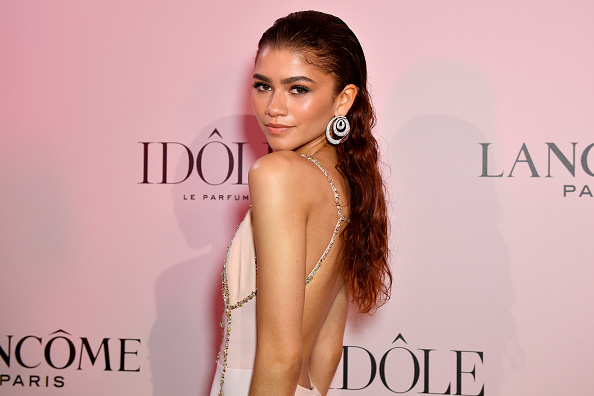 Zendaya Coleman「Lancôme Announces Zendaya As Face Of New Idôle Fragrance」:写真・画像(4)[壁紙.com]