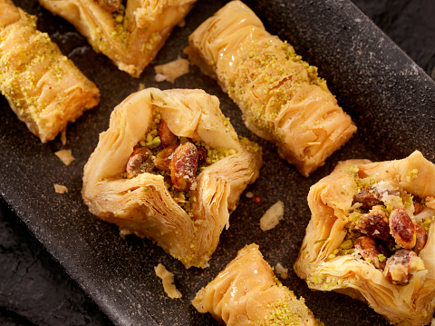 Greek Culture「Baklava」:スマホ壁紙(13)