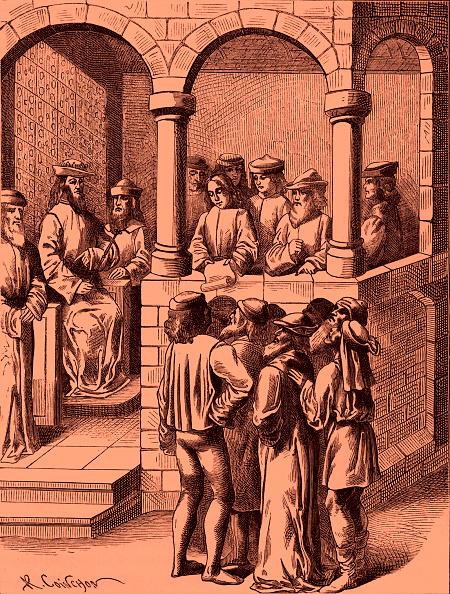 Circa 15th Century「Promulgation of an Edict」:写真・画像(2)[壁紙.com]