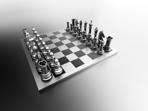 Battle「Chess board」:スマホ壁紙(19)