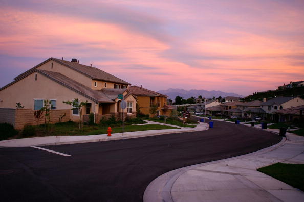 Residential Building「Researchers Predict Major Earthquake To Hit California In Next 30 Years」:写真・画像(1)[壁紙.com]