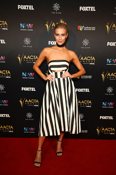 Midi Dress「6th AACTA Awards Presented by Foxtel | Industry Luncheon Presented by Blue Post」:写真・画像(16)[壁紙.com]