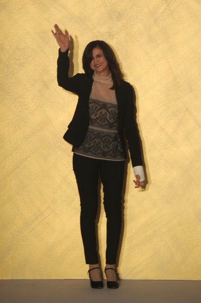 Gratitude「Paola Frani: Runway - Milan Fashion Week Womenswear Autumn/Winter 2012/2013」:写真・画像(9)[壁紙.com]