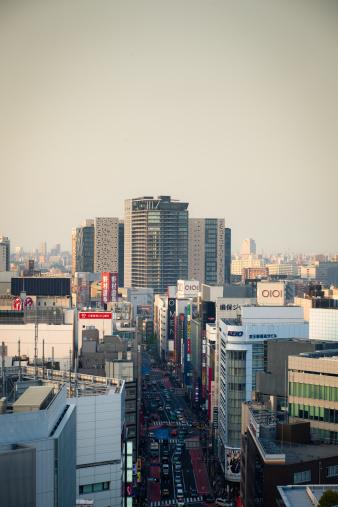 Boulevard「Meiji Dori」:スマホ壁紙(7)