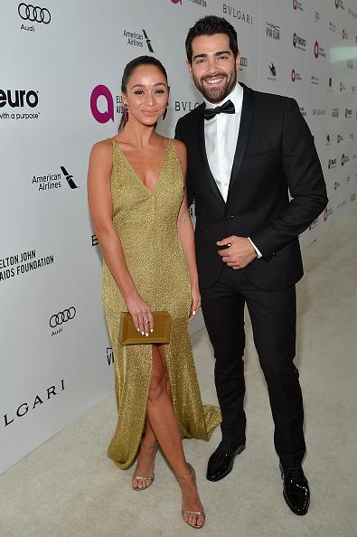 Sleeveless Dress「Neuro At 24th Annual Elton John AIDS Foundation's Oscar Viewing Party」:写真・画像(13)[壁紙.com]