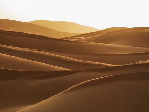 Desert「Erg Chebbi」:スマホ壁紙(14)