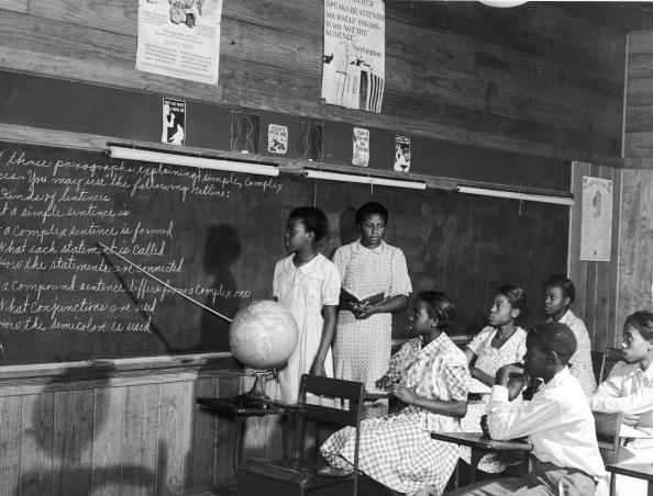 Black History in the US「Classroom Scene」:写真・画像(7)[壁紙.com]