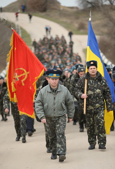 Recovery「Concerns Grow In Ukraine Over Pro Russian Demonstrations In The Crimea Region」:写真・画像(19)[壁紙.com]