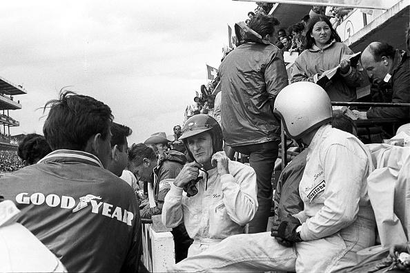 Motorsport「Ken Miles, Bruce McLaren, 24 Hours Of Le Mans」:写真・画像(7)[壁紙.com]