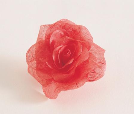 Paper Craft「Rose, tissue paper」:スマホ壁紙(8)