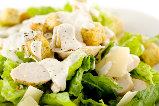 Caesar Salad「Chicken Caesar salad」:スマホ壁紙(3)