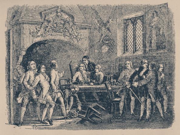 Dining Room「Rob Roy  by Sir Walter Scott」:写真・画像(17)[壁紙.com]