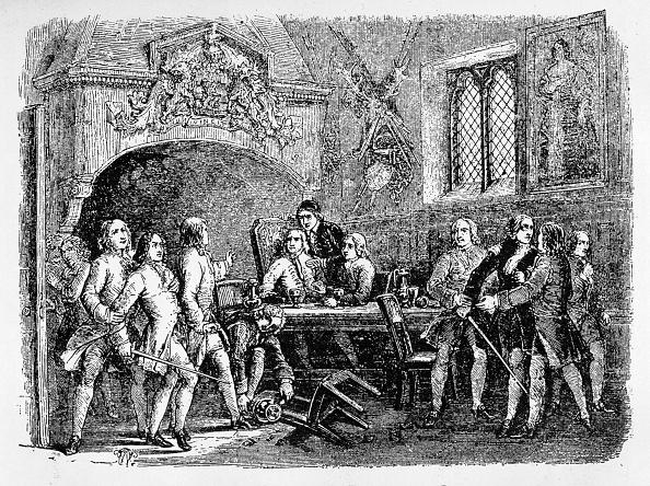 Dining Room「Rob Roy  by Sir Walter Scott」:写真・画像(6)[壁紙.com]