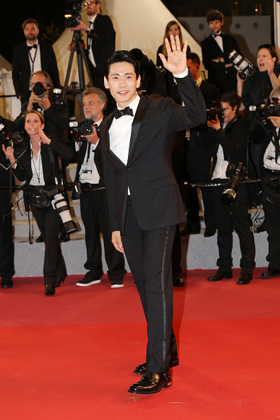 Arts Culture and Entertainment「'Leto' Red Carpet Arrivals - The 71st Annual Cannes Film Festival」:写真・画像(9)[壁紙.com]
