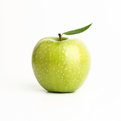 リンゴ「グリーンアップル」:スマホ壁紙(12)