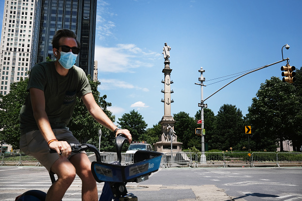 Columbus Circle「Online Petition Started To Rename Columbus Circle In Manhattan」:写真・画像(0)[壁紙.com]