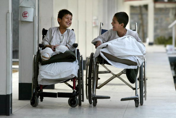 Kabul「Young Afghan Mine Victims Recover At Hospital For War Victims In Kabul」:写真・画像(15)[壁紙.com]