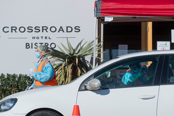 Sydney「Increased COVID-19 Testing Continues In NSW As More Cases Linked To Sydney Pub Outbreak」:写真・画像(6)[壁紙.com]